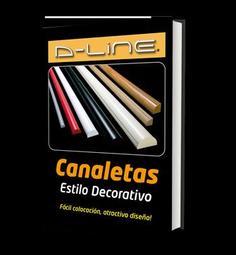 D-Line Catálogo Canaletas